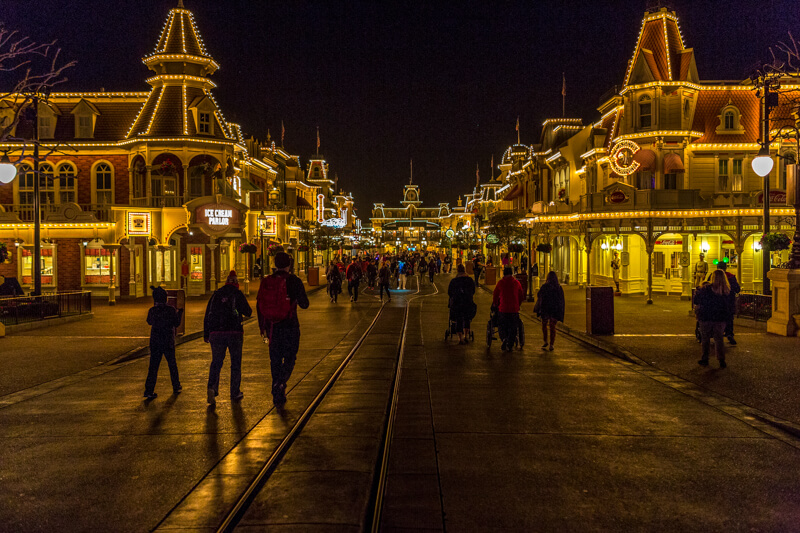 Disney After Hours em Orlando: Magic Kingdom