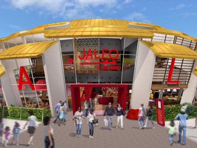 Restaurante Jaleo by José Andrés na Disney Springs Orlando