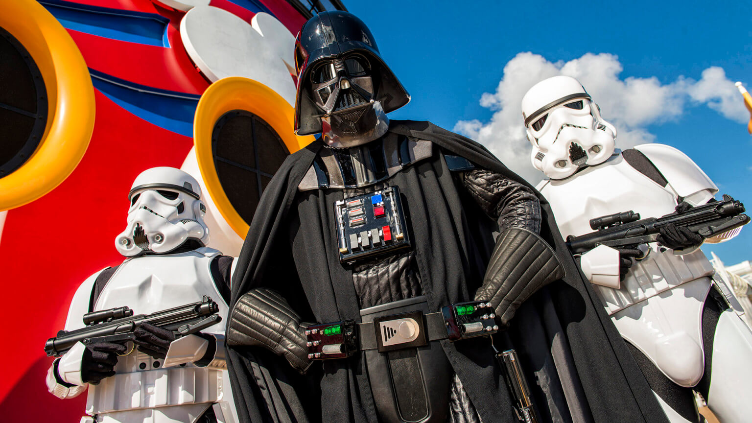 Cruzeiros temáticos da Disney Cruise Line em 2020: Star Wars Day at Sea