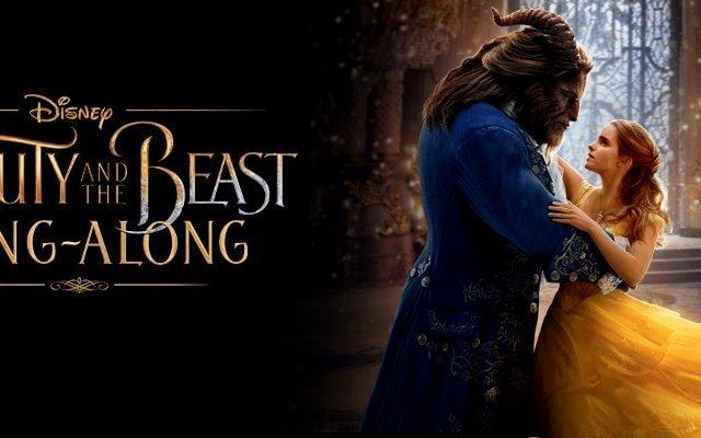 Espetáculo de A Bela e a Fera no Epcot da Disney Orlando