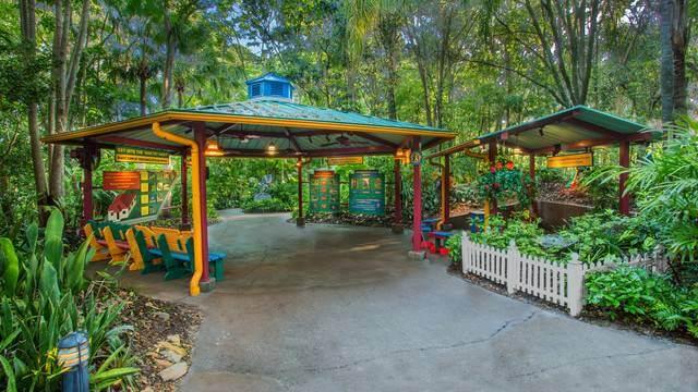 Rafiki's Planet Watch no Disney's Animal Kingdom em Orando: Habitat Habit