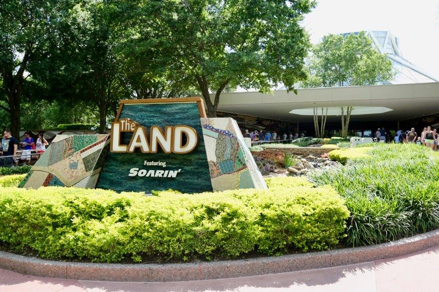 """Filme """"Awesome Planet"""" no Epcot da Disney Orlando: Pavilhão The Land"""