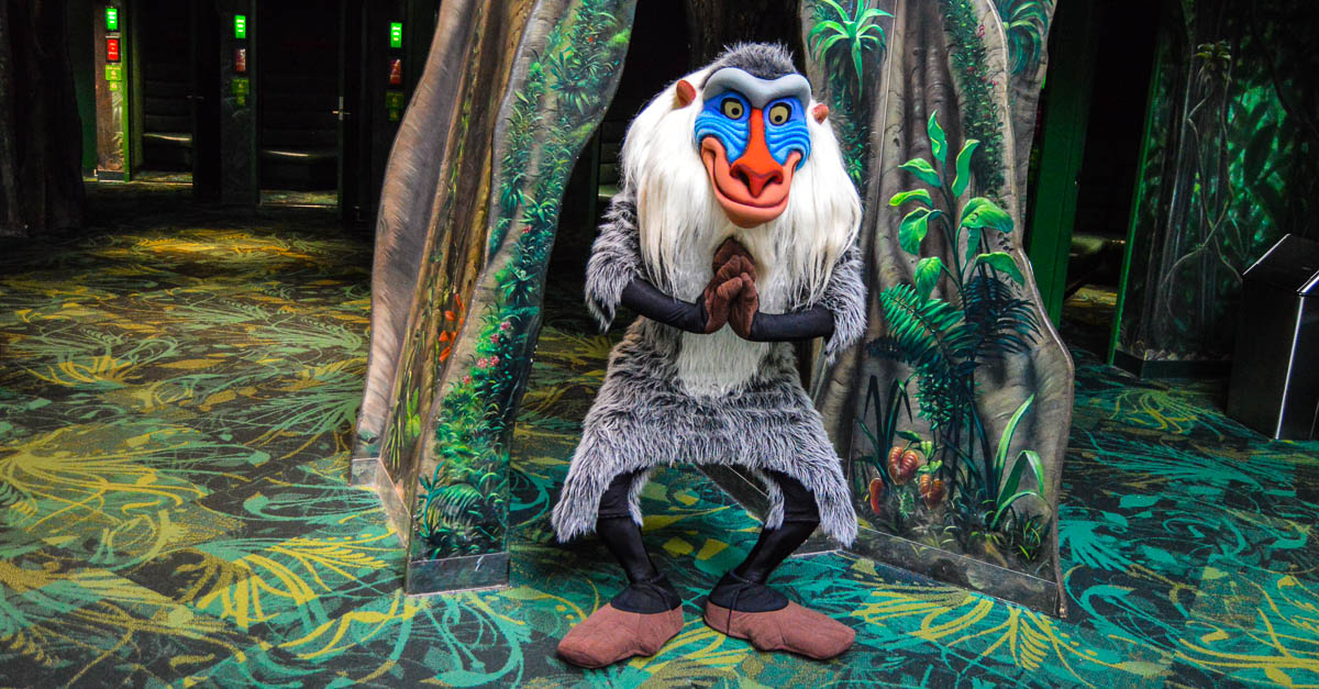 Rafiki's Planet Watch no Disney's Animal Kingdom em Orando: Rafiki