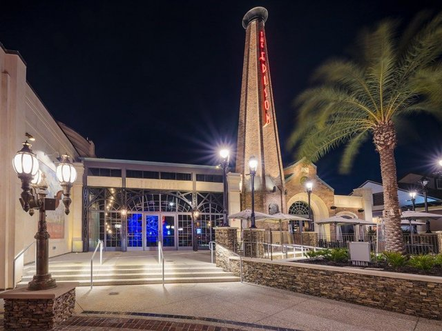 Restaurante The Edison na Disney Springs em Orlando