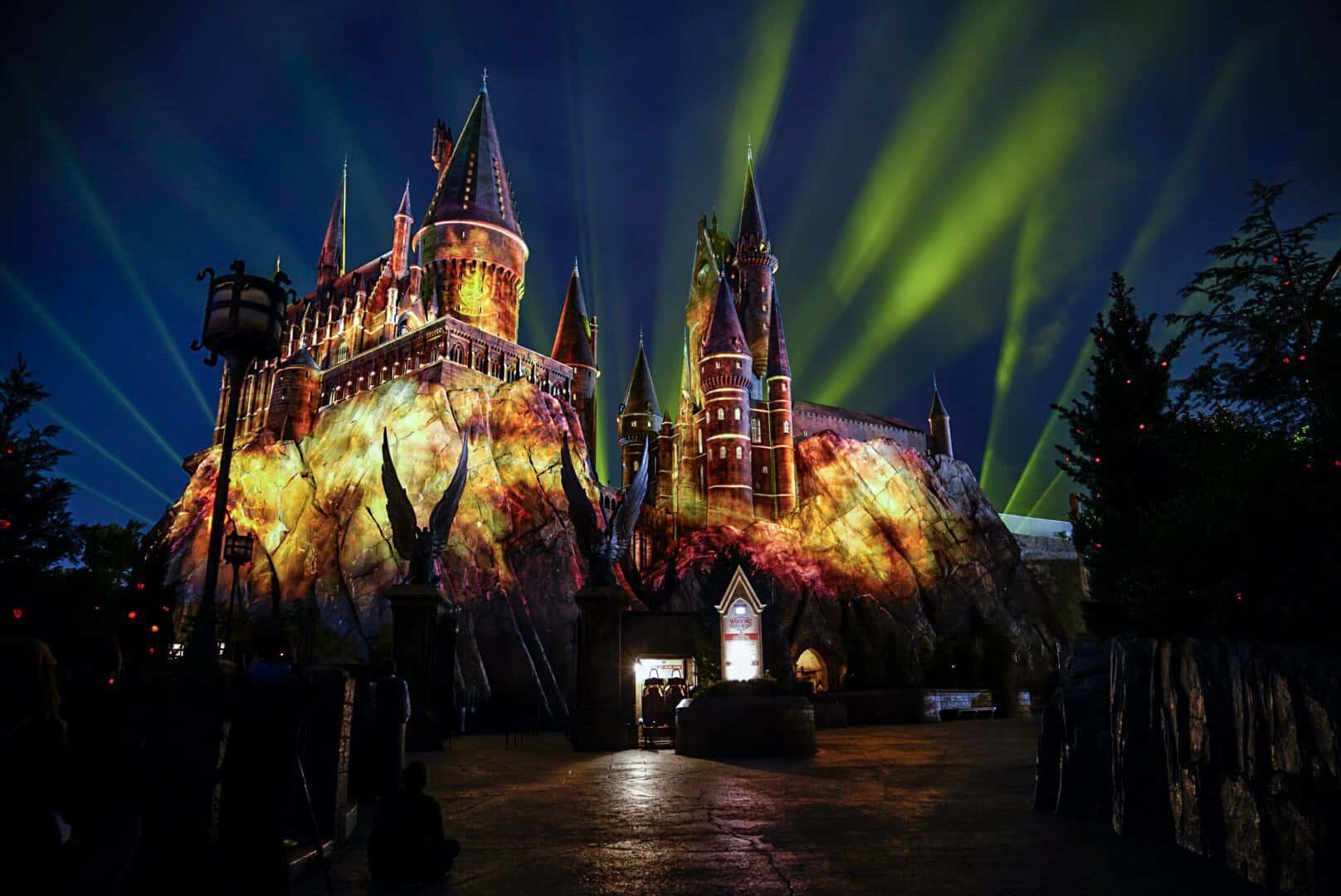 Novo show noturno do Harry Potter no Islands of Adventure em Orlando