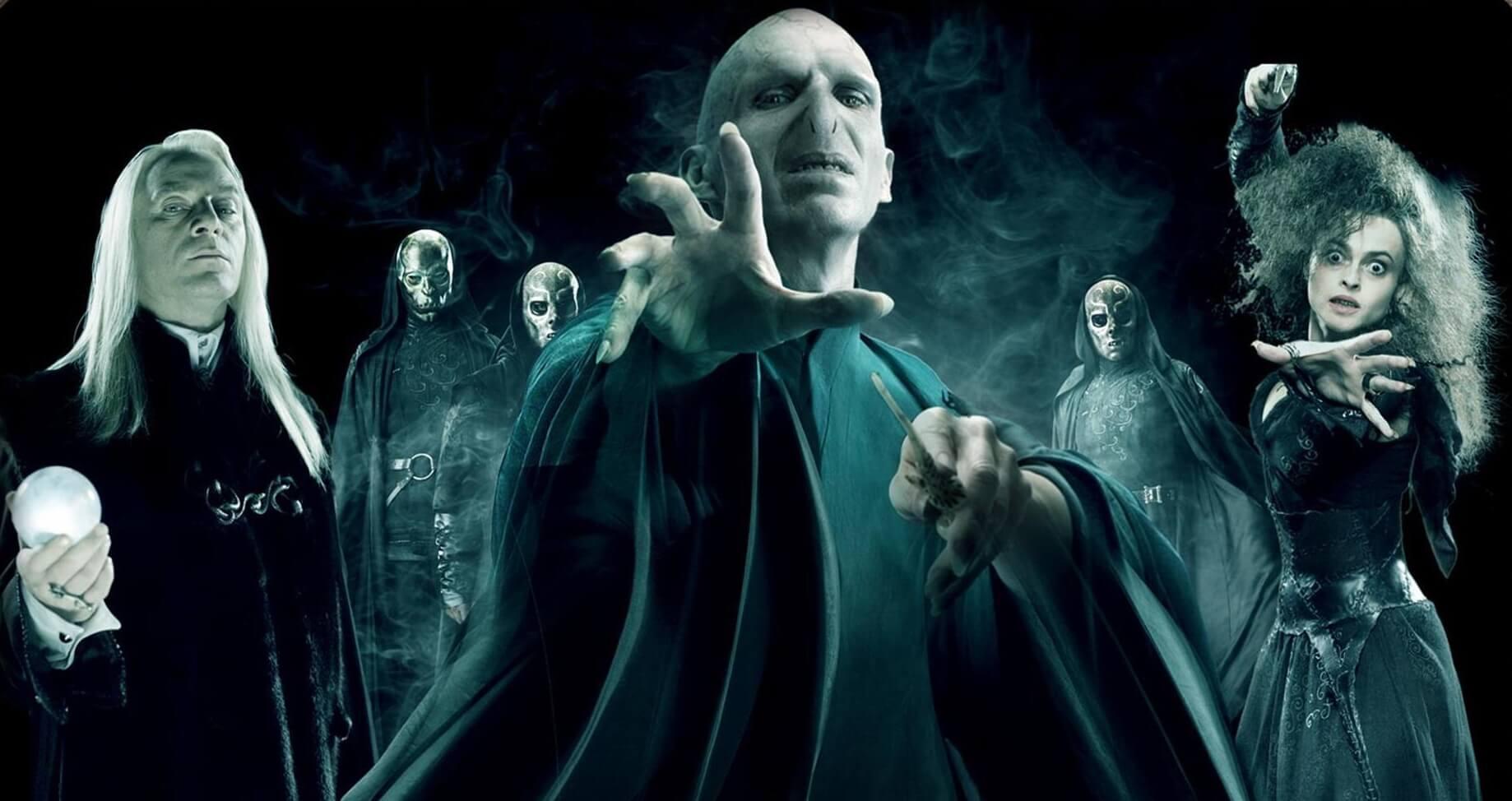 Novo show noturno do Harry Potter no Islands of Adventure em Orlando: vilões