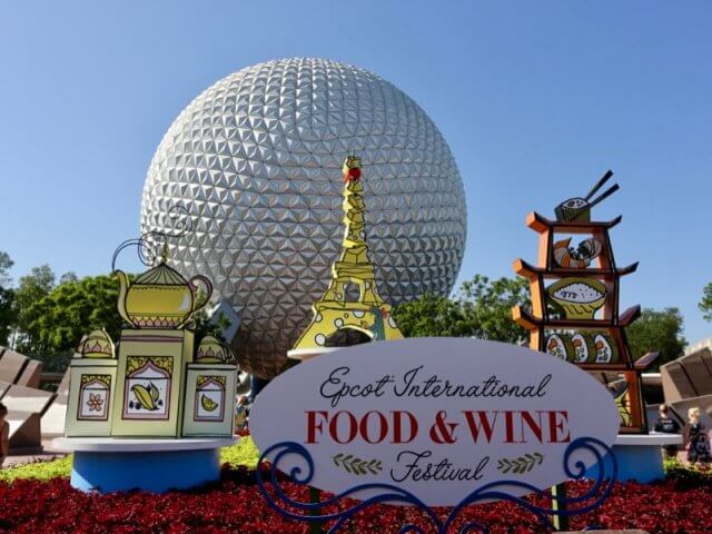 International Food & Wine Festival no Epcot da Disney Orlando em 2019