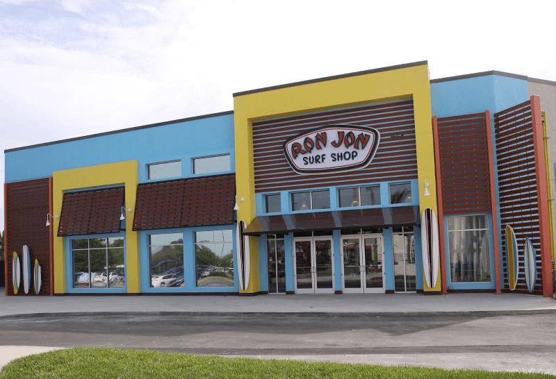 Loja Ron Jon Surf Shop em Orlando