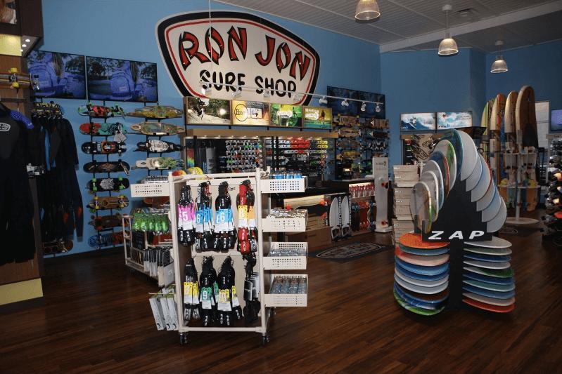 Loja Ron Jon Surf Shop em Orlando: produtos