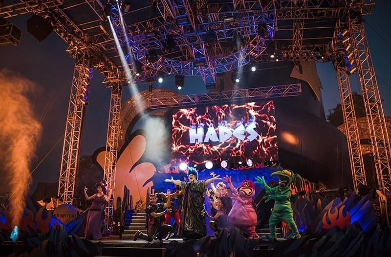 Disney Villains After Hours no Magic Kingdom da Disney Orlando: Villains Unite the Night