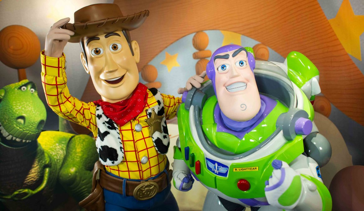 Woody's Roundup no Disney's Contemporary Resort em Orlando