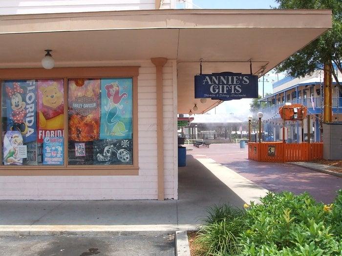 Loja Annie's Gifts em Orlando: informações