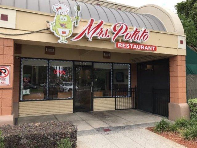 Restaurante Mrs. Potato em Orlando