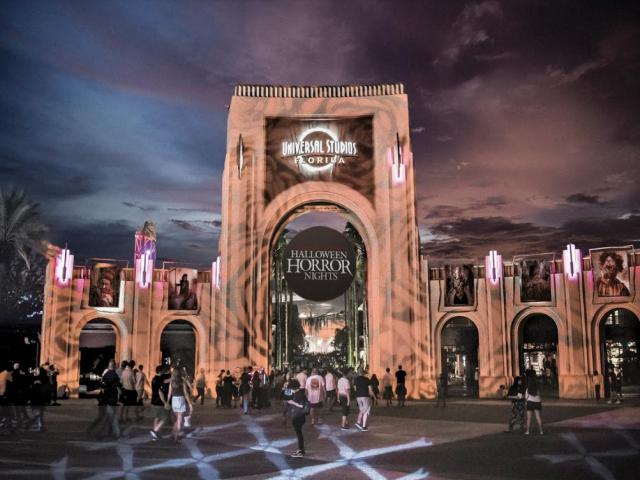 Atrações do Halloween na Universal Orlando em 2019
