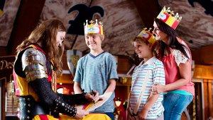 Medieval Times: jantar e duelo de cavaleiros em Orlando: crianças
