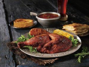 Medieval Times: jantar e duelo de cavaleiros em Orlando: comida