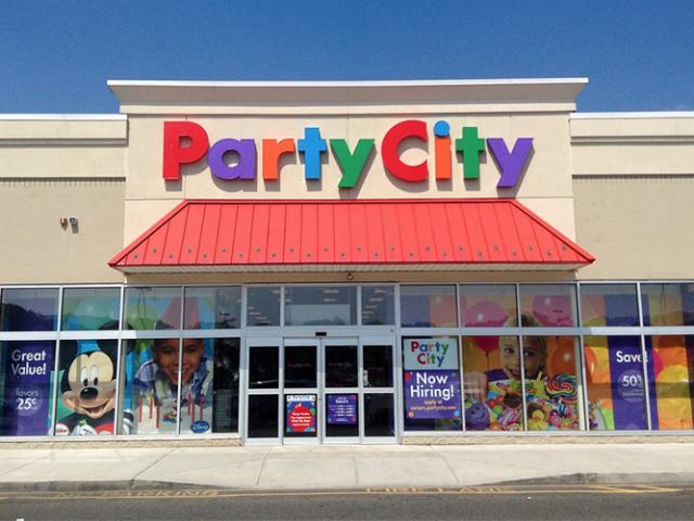 Loja Party City em Orlando