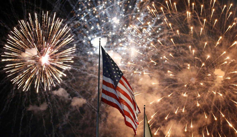 Onde assistir aos fogos de artifício de 4 de julho em Orlando: bairro Celebration