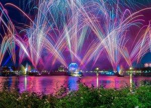 Onde assistir aos fogos de artifício de 4 de julho em Orlando: Kissimmee