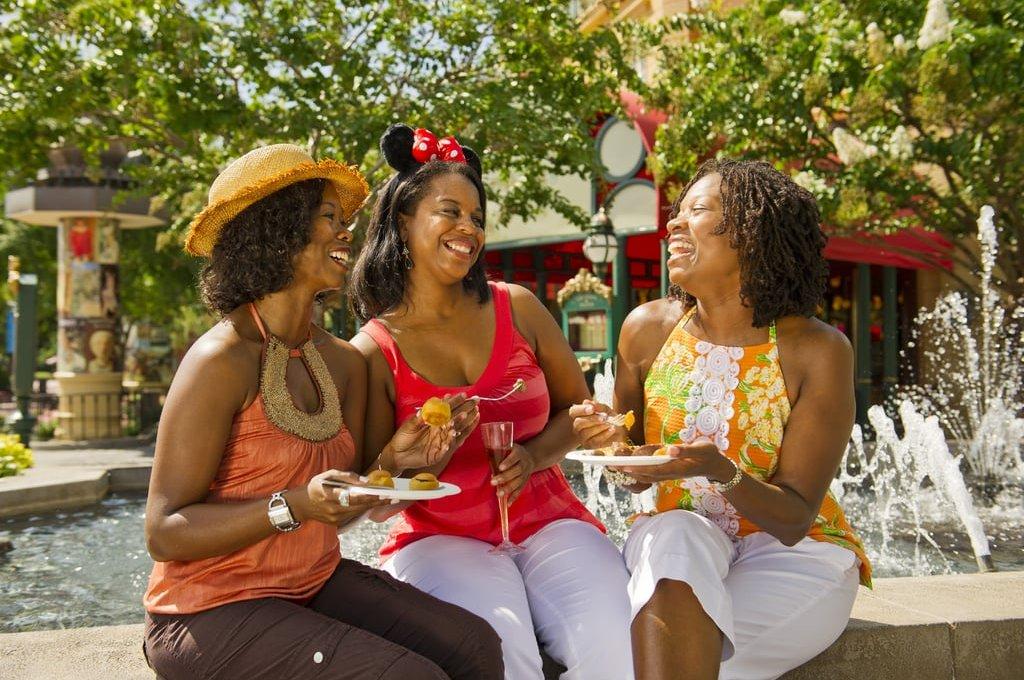 Disney Orlando sem crianças