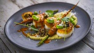 Restaurante Toledo – Tapas, Steak & Seafood na Disney Orlando: comida