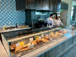 Restaurante Toledo – Tapas, Steak & Seafood na Disney Orlando: cozinha