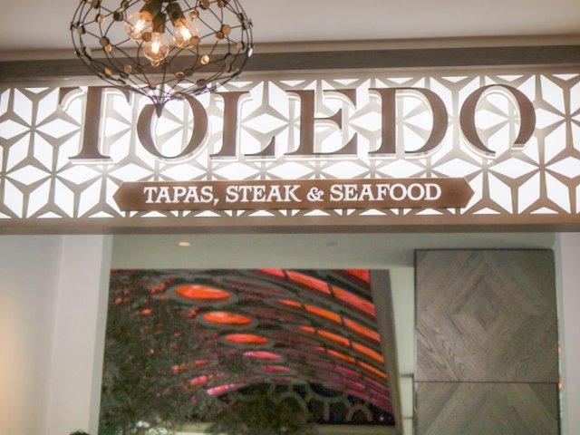 Restaurante Toledo – Tapas, Steak & Seafood na Disney Orlando