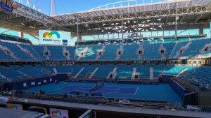 Torneio de tênis Miami Open: Hard Rock Stadium