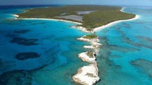 Cruzeiro Disney Wish e nova ilha nas Bahamas: ilha Lighthouse Point