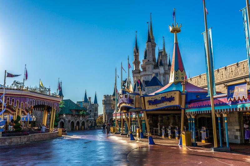 Early Morning Magic na Disney Orlando em 2019 e 2020: manhã no parque Magic Kingdom
