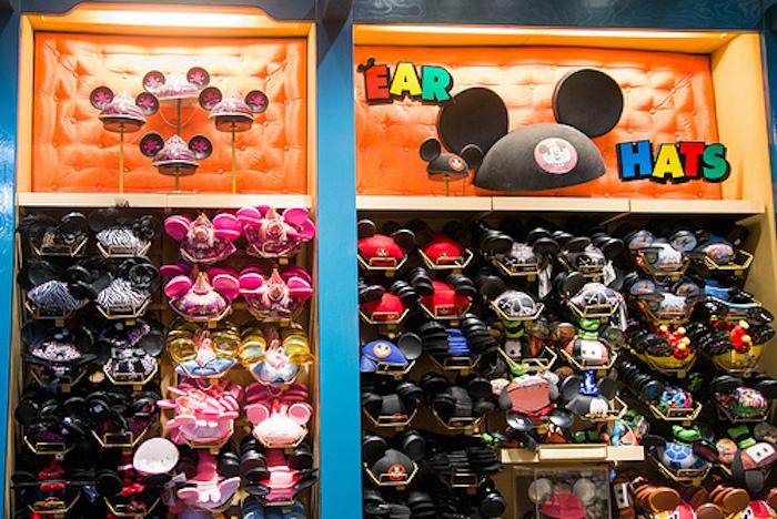 Onde comprar orelhas do Mickey: Disney Character Warehouse