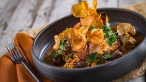 Restaurante Toledo – Tapas, Steak & Seafood na Disney Orlando: prato principal