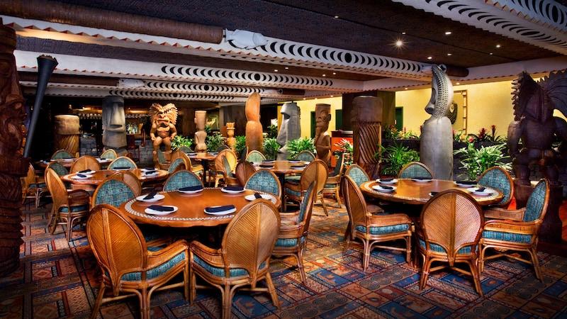 Melhores restaurantes dos hotéis da Disney em Orlando: restaurante 'Ohana