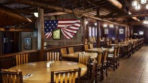 Melhores restaurantes dos hotéis da Disney em Orlando: restaurante Trail's End