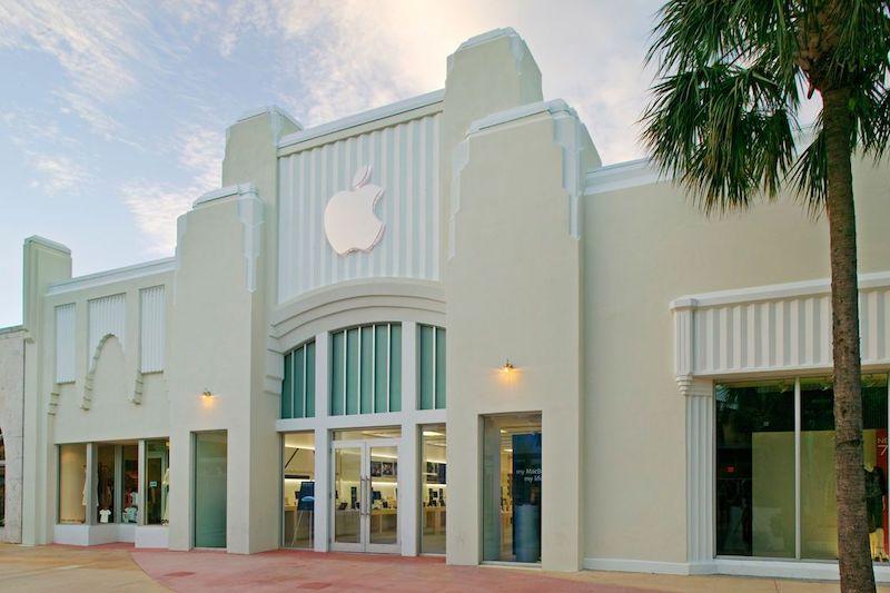 Onde comprar AirPods em Miami: loja da Apple