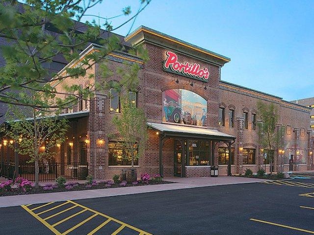Restaurante Portillo's em Orlando
