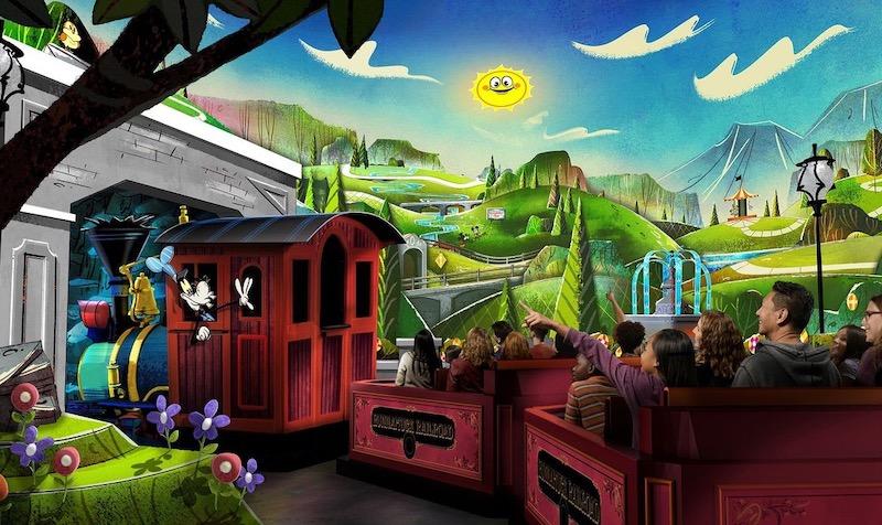 Novidades na Disney Orlando em 2020