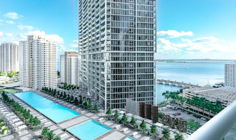 Condomínio de departamentos en Miami