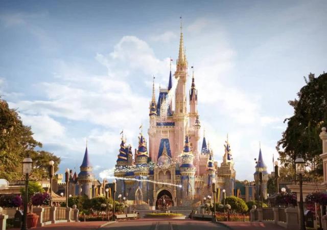 Aniversário de 50 anos da Disney em Orlando